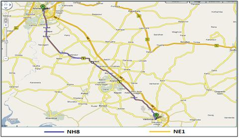 Case study of nhai highway